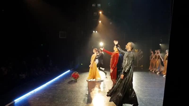 Русский Гамлет в Тель Авиве