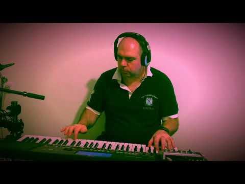 Jingle Bells oriental improvisation Alexander Kilinkarov Korg PA600
