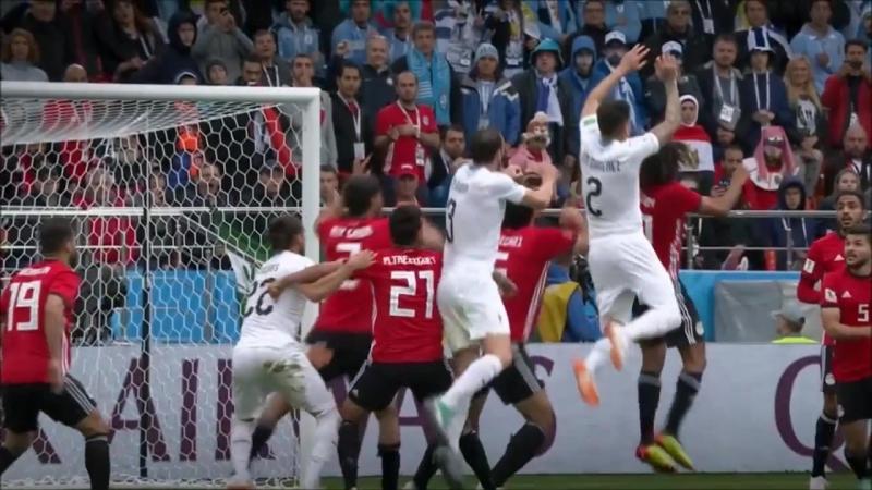 Egipto 0 Uruguay 1 Al que quiere Celeste