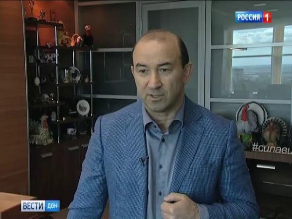 Основателя и генерального директора ГК «Евродон» Вадима Ванеева отстранили от управления