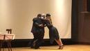 Tango canyengue Estilizado Marcio Carreiro Michel Peres Cheila Oliveira