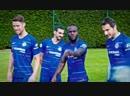 Футболисты «Челси» приняли участие в челлендже в рамках партнерства с Hyundai / chelsea