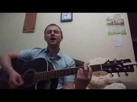 Боже, я молю за Україну - християнська пісня під гітару