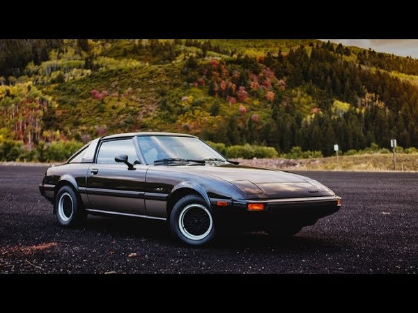 Mazda RX7 Reliving the Past Fast Blast Review Everyday Driver