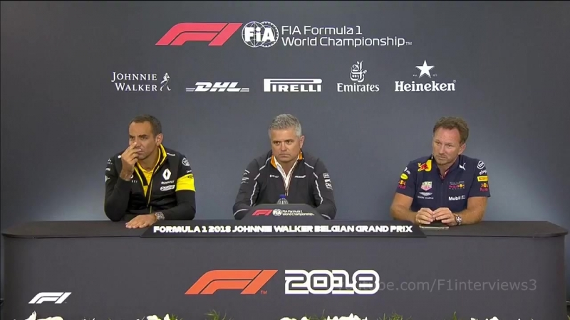 2018 Belgium - Senior Team Personnel press conference - Part 1