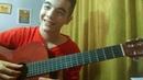СПОРИМ , я научу тебя играть на гитаре . КАК научиться играть 1 урок