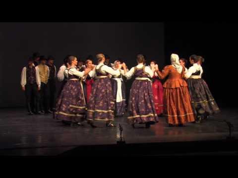 Bunyevác táncok Bunjevačke igre Bunjevac dances