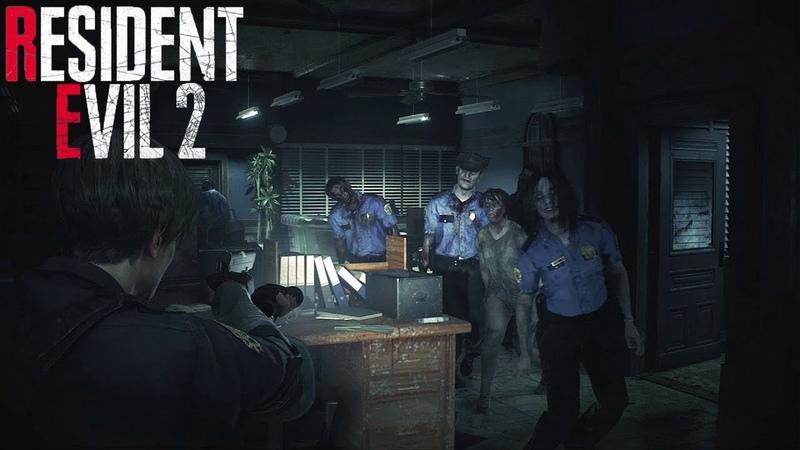 ГОДНАЯ ВЕЩЬ ● Resident Evil 2 Remake - 1 Demo