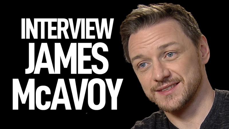 JAMES MCAVOY RÉPOND À TOUTES VOS QUESTIONS !