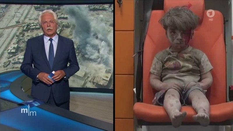 Mittags magazin (Thema Syrien): Was ist Propaganda, was ist glaubhaft?
