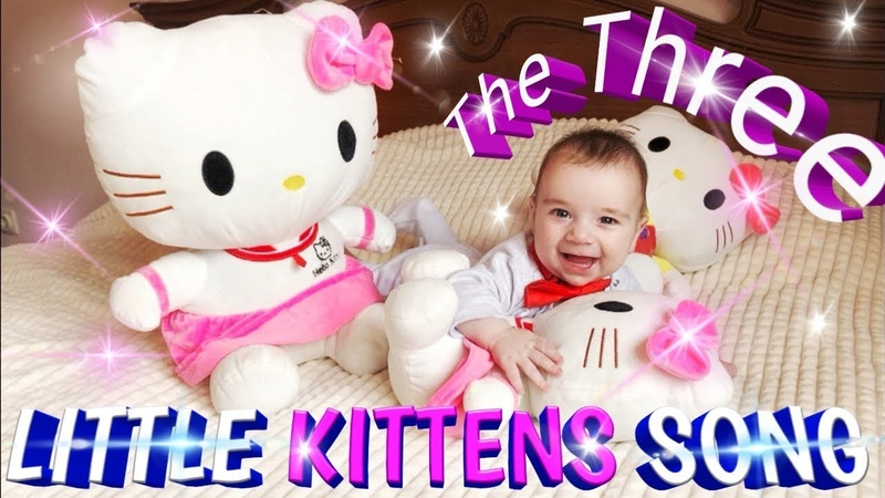 The Three Little Kittens Song with Mary and Denik