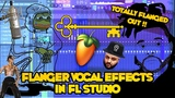 Flanger Vocal Effects In FL Studio (Free Presets) (Future, The Dream, Yung Lean Type)