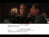 Inglourious Basterds (2009) - Go Out Speaking The Kings - Script to Screen