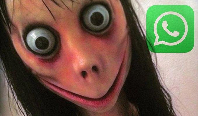MOMO WhatsApp: что это, вирус или игра, чем опасен монстр МОМО, что известно о нем сейчас