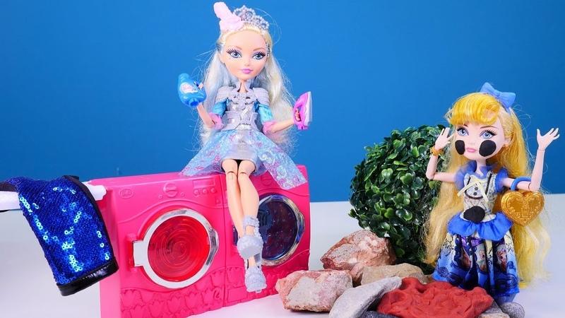 Juegos de vestir muñecas. Vídeos para niñas en español.