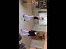 Акробатический этюд