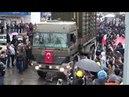 Afrin konvoyu Pazarcık'ta durduruldu -2