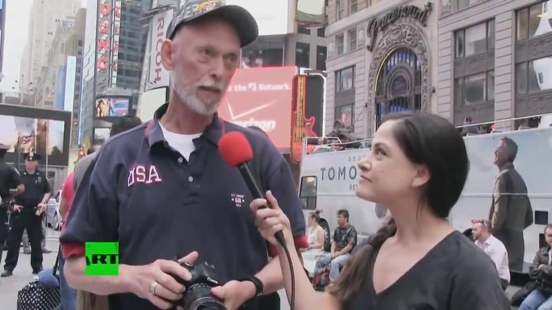 9мая Американцев спросили о том, кто победил Гитлера и Германию