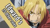25 Anime Characters That Share The Same Voice Actress as Fullmetal Alchemist's Edward Elric