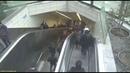 Эскалатор поглотил мужчину в Турции