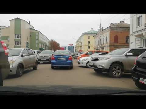 Разбитые дороги в Тамбове, часть 14: ул. Державинская