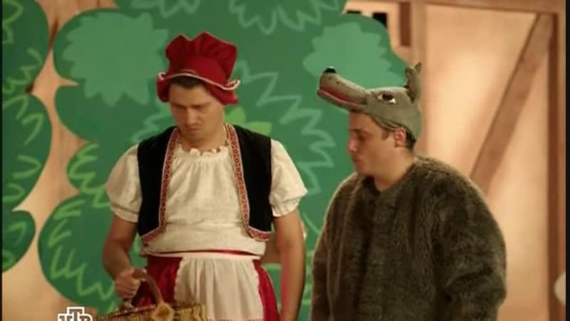 Петр Винс в Бульдог-шоу(3) Красная Шапочка