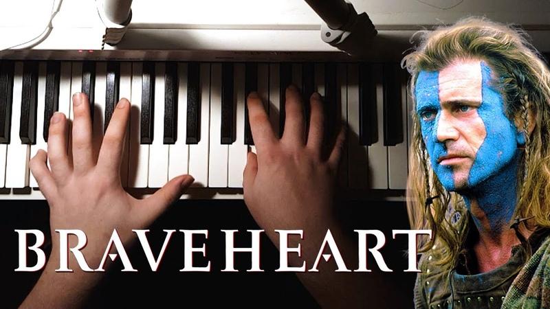 Braveheart - Can Piano