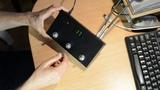 Ножной WAV & MP3 плеер
