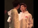 Taeyong and mark being bros