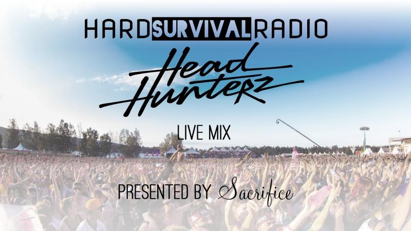 Headhunterz | Live Mix | Hard Survival Radio