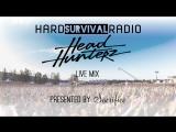 Headhunterz Live Mix Hard Survival Radio