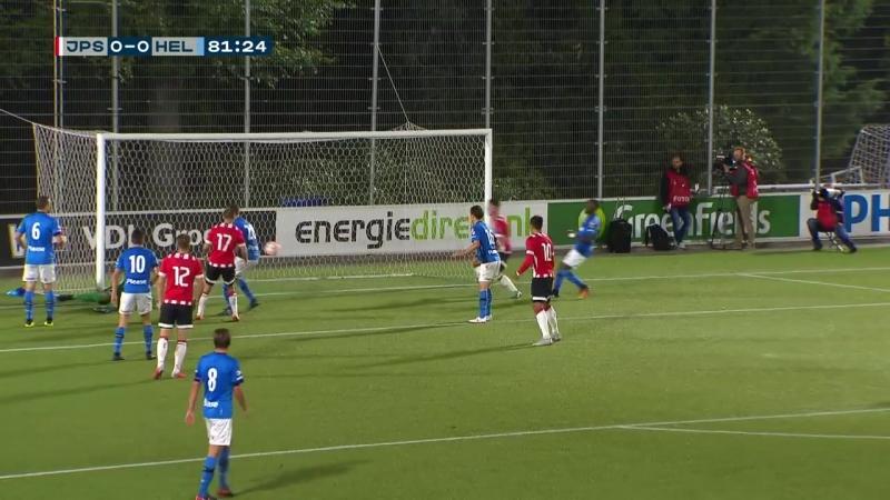 Samenvatting Jong PSV - Helmond Sport (31-08-2018)