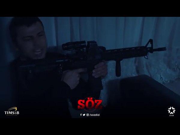 """Söz 43 Bölüm - """"Ben birini öldürdüm!""""Söz konusu Yavuz'un hayatıysa Bahar"""