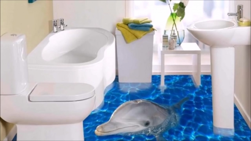 Наливные полы 3д_ что необходимо знать о современных 3D технологиях » Freewka.com - Смотреть онлайн в хорощем качестве