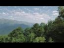 Лето на горном курорте Роза Хутор