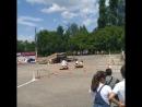 Площадка ДОСААФ. Джип-триал 2