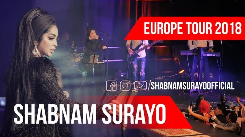 Shabnami Surayo Europe Tour 2018
