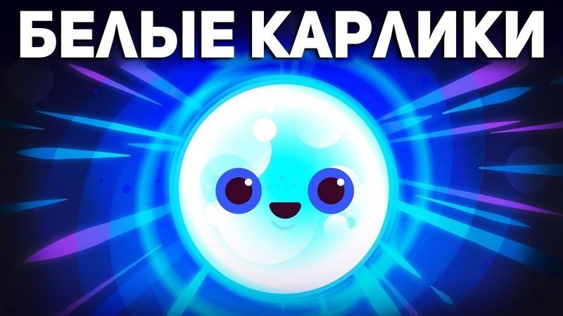 Последний Свет Перед Вечной Тьмой - Белые и Черные Карлики (Kurzgesagt на русском)