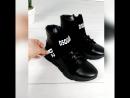 Высокие кроссовки -D2