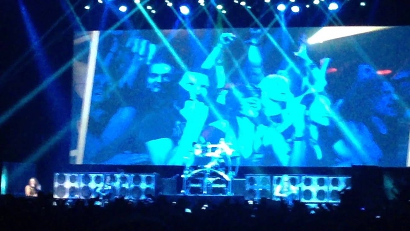 Manowar - Warriors of the World (Moscow 21.03.2014)