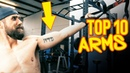 BIGGER, STRONGER ARMS / TOP 10 Suspension Strap Arm Exercises TRX