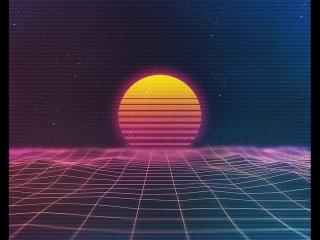 немного Synthwave перед сном - чисто для эксперимента