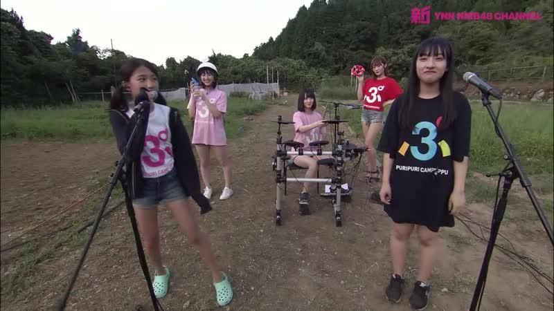 180825 PuriPuri Campuppu 3rd Part Sekai de Ichiban Atsui Natsu (PRINCESS PRINCESS)