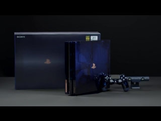 PlayStation 4 Pro _ 500 Million Limited Edition_ Unboxing