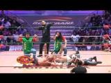 Los Ingobernables vs. Ла Парка, Воладор-младший и Диаманте Азул