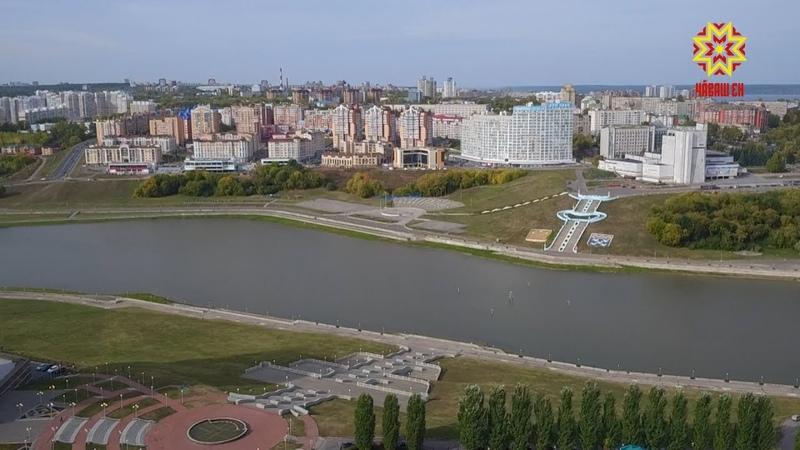 Как будет выглядеть в будущем зона чебоксарского залива?