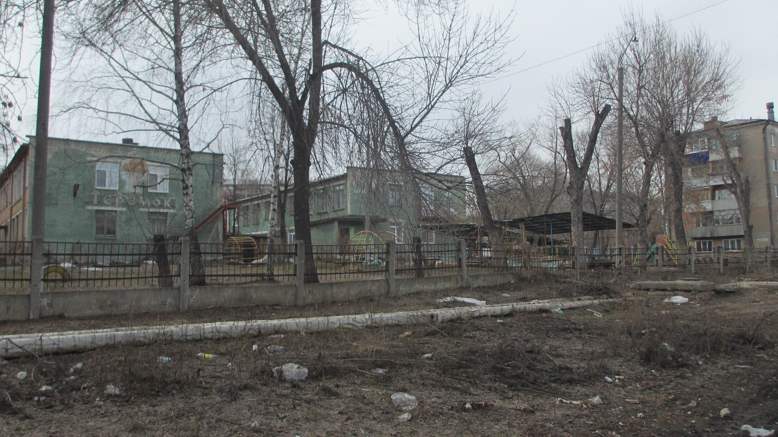 Детский сад Теремок Сызрань