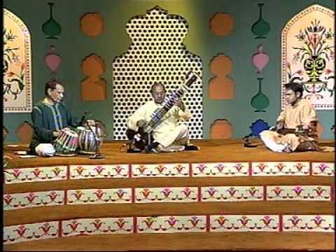 Pakistani sitar maestro ustad abdul latif khan raag marwa