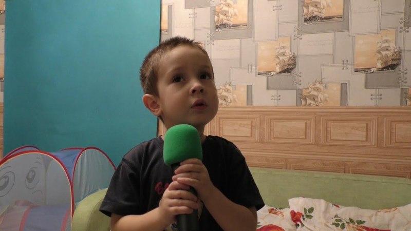 Песня про город Текели Папа сочиняет сын поёт