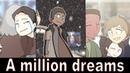 A million dreams/Detroit become human PMV Animatic/ Markus story